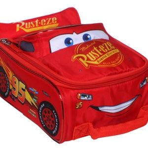 Lightning McQueen Lunch Bag